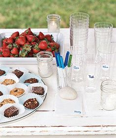 Quick tips, recipes, anddecor ideasfor a simple outdoor dinner party.