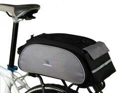 Arctic Biker Outdoor Sport 15L Bicycle Bag Bike Rear Seat Pannier For Better Cycling 13L  Black * Click image for more details. This is an Amazon Affiliate links.