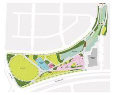 Julia Reserve Youth Park | JMD design Landscape Architects Landscape Architects, Design Language, Light Art, Public Art, Youth, Park, Parks, Young Adults, Teenagers