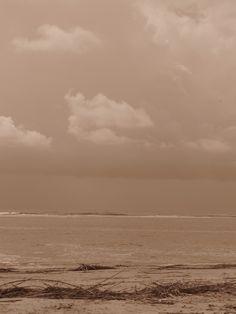 aesthetic brown clouds colors star cute beach