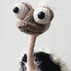 Amigurumi Pattern - Roberto the Romantic Rat - English Version Half Double Crochet, Single Crochet, Crochet Animals, Crochet Toys, Apple Pay, The Ostrich, Crochet Bookmarks, Catania, Pattern Drawing