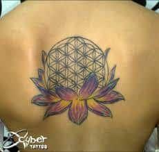 Flower Of Life Tattoo 26 Life Tattoos Flower Of Life Tattoo Flower Of Life