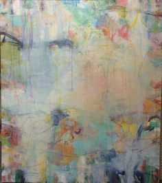 """Cathy Lancaster abstract painting for L Ross Gallery Show """"Merry-Go-Round"""" March 2014 Painting Collage, Abstract Art, Abstract Paintings, Art And Architecture, Watercolor Art, Cool Art, Art Projects, Contemporary Art, Art Photography"""