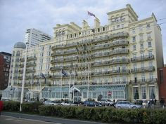 The Grand, Brighton by gusset, via Flickr | www.devere-hotels.co.uk/The-Grand