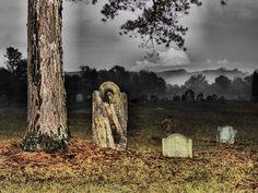 Old Cemetery - Cemeteries & Graveyards Photo (722648) - Fanpop