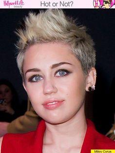 Miley Cyrus Haircut Tutorial - Women's Haircut