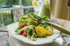 Easy Avocado Dressing | Recipe Guide | Dr Fuhrman.com
