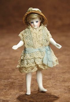 French All-Bisque Mignonette B... Auctions Online   Proxibid