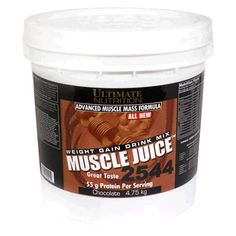 Ultimate Nutrition Muscle Juice 2544 Weight Gain Drink Mix, Chocolate, 167.5-Ounce Tub *** More info could be found at the image url.