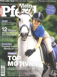 Magazin Mein Pferd günstig im Abonnement bestellen!
