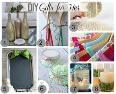 DIY Gift Guide for Her {www.lifewithgraceblog.com}