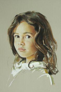 Rob Beckett | Portrait Artist | Child Portrait Drawings