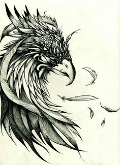 Awesome. I wants it. Raven/crow tattoo