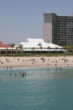 JB's on the Beach Deerfield Beach Florida - view from the water #waterfrontdining