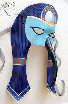 Thoth Mask