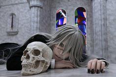 Undertaker cosplay by sakuya