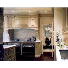 Classic Traditional Kitchen By Inson Wood