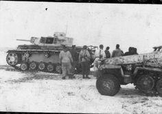 Germans in Kharkov, 1943.
