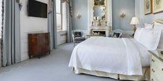 """Lujosas habitaciones, Suite """"Las Torres"""" del hotel Waldorf Astoria en Nueva York"""