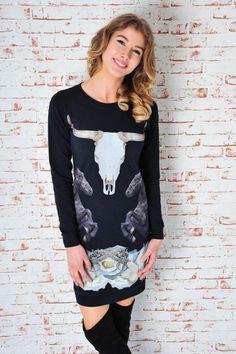 Miss P sweater dress tailor&elbaz