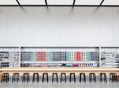 foster & partners - apple store - hangzhou, china