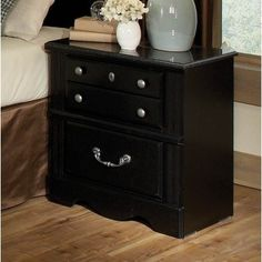 Amazon.com: Madera Nightstand with Marble Top: Furniture & Decor