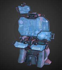 Top 20 FREE 3D Sci-Fi Props & Assets – MoonCraft 3D Art