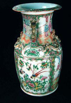mandarin period design images | Export Dehua porcelains