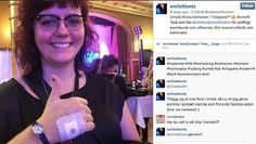 "SWEDISH WOMAN RECEIVES IMPLANTABLE RFID MICROCHIP IN BACK OF RIGHT HAND - ""This has very much been an underground phenomenon up until now, but there are perhaps a 100 people with the chip in Sweden,"" says Hannes Sjöblad from the Swedish biohackers group BioNyfiken. (WONDER IF FALSE PROPHET FORCES HER TO PROVE HER LOYALTY TO ANTICHRIST BY GETTING NEW CHIP, OR IF THIS ONE WILL SUFFICE?)"