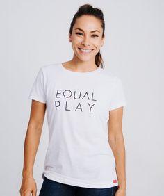 6bfcf0fda Equal Play Soccer T-Shirt - Goal Five - Goal Five – The Soccer Brand