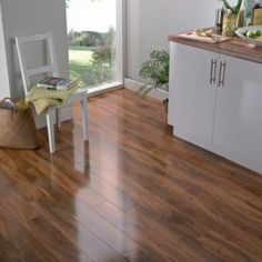High Gloss Dark Walnut Laminate Flooring 4k Pictures 4k Pictures