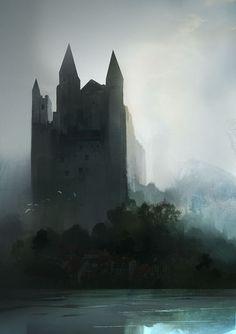 knightandknights:  by MARINANECHAEVA