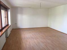 Tehlový rodinný dom v radovej zástavbe (dom má vlastné steny), pozemok o výmere 358 m2, na pozemku sú všetky IS siete (voda, elektrika, plyn, kan Hardwood Floors, Flooring, Bratislava, Tile Floor, Wood Floor Tiles, Wood Flooring, Floor, Floors
