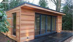 Studio bois/Extension /Abris de jardin moderne