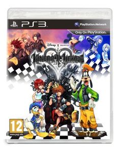 Kingdom Hearts HD 1.5 Remix Playstation 3 most awesome cover^^
