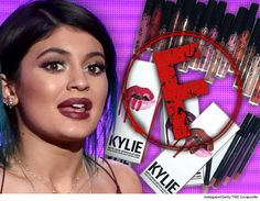 Kylie Jenner Cosmetics -- Your Lips Look Great ... But Your Company Gets an F! - http://blog.clairepeetz.com/kylie-jenner-cosmetics-your-lips-look-great-but-your-company-gets-an-f/
