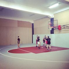 Our basketball court Tennis, Basketball Court, Space, Sports, Floor Space, Hs Sports, Sport, Spaces