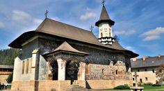 Mănăstirea Suceviţa, Sucevița, Romania