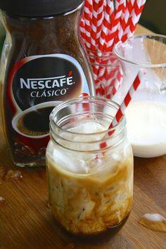 Deli Food, Cafe Food, Coffee Recipes, Brunch Recipes, Café Latte, Frappe Recipe, Healthy Starbucks, My Best Recipe, Latin Food