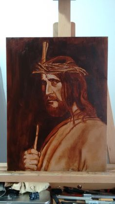 underpainting brunt umber Art Forms, Concept, Illustration, Artist, Painting, Illustrations, Artists, Painting Art, Paintings
