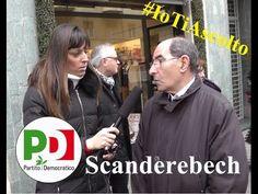 Scanderebech Federica del Partito Democratico a Santa Rita a Torino