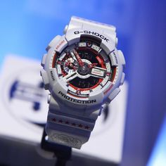 CASIO G-SHOCK GA-110EH-8AJR Eric Haze Collaboration 30th Anniversary Limited