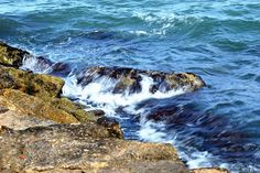 Sea & Rocks by Frank of Meat #Flickr