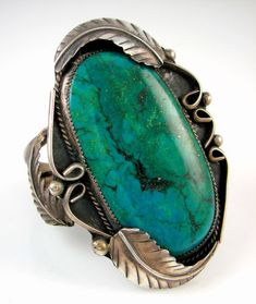 Love the color in this stone....