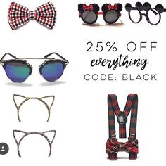 Say what!!! An additional 25%off everything....yes! Use code: BLACK at check out, you don't want to miss out today that only! Happy shopping to all. Shop at www.fjspopshop.com. #fjspopshop #sale #blackfriday #suspenders #sunglasses #glasses #kidsfashion #mommyandme