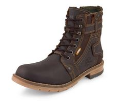 Botas Jeep 6217 - Hombre Casuales - Meses Sin Intereses