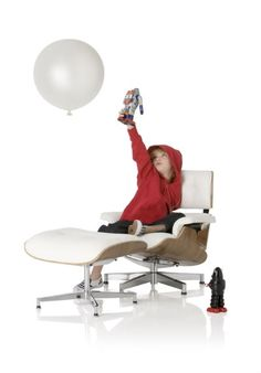 Mini Eames Lounge Chair For Kids