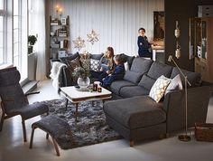 Soffan Mio möbler Highland