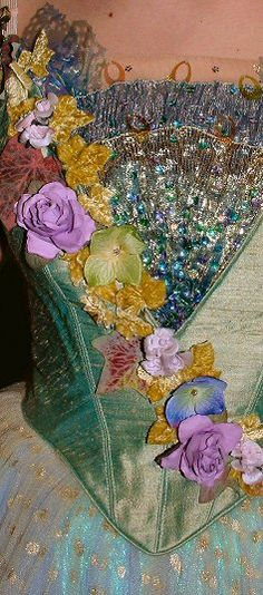 """Rossetti Costumes - Classical Tutus - Oberon and Titania ballet costumes from """"The Dream"""""""