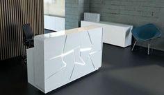 Unique Reception Desks